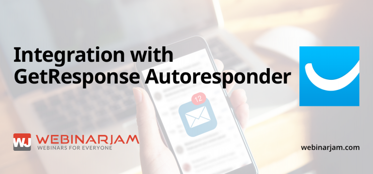 Integration With GetResponse Autoresponder