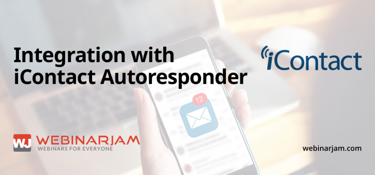 Integration With IContact Autoresponder