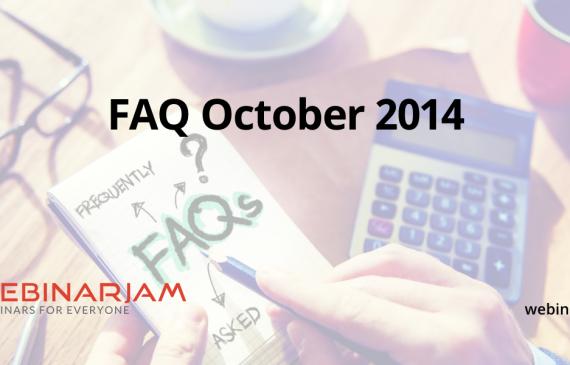 FAQ November 2014