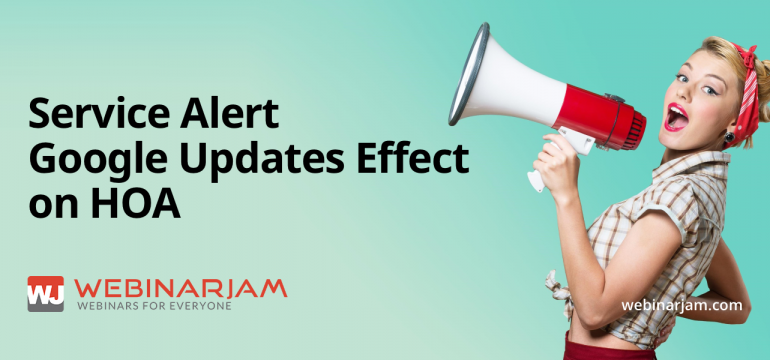 Service Alert – Google Updates Effect On HOA