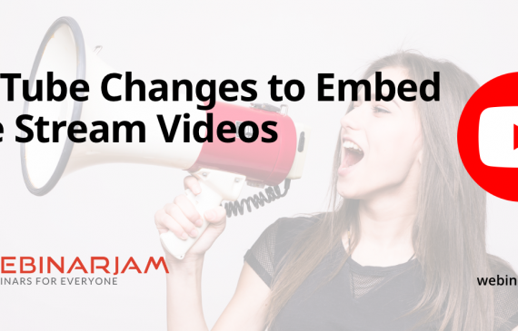 how to embed live stream on website