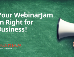 Start Your WebinarJam Session Right For Your Business!