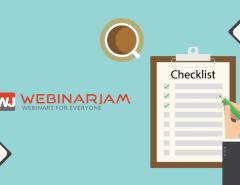 Critique Your Webinars Checklist